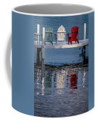 Lakeside Living Number 2 Coffee Mug