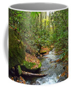Lamance Creek  Coffee Mug