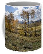 Lamar Valley In The Fall - Yellowstone Coffee Mug