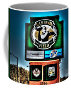 Lambeau Field Entrance Coffee Mug