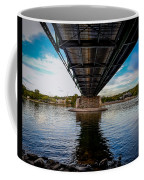 Lambertville From The Shores Of New Hope Coffee Mug