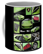 Lambo - Murci-me - Poster Coffee Mug