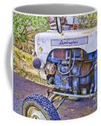 Lamborghini Classic Tractor Coffee Mug