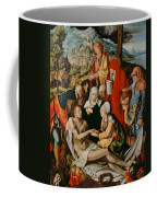 Lamentation For Christ Coffee Mug