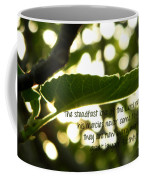 Lamentations 3 Coffee Mug