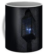 Lamp Post Blues Coffee Mug