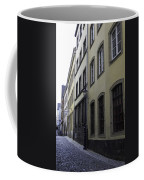 Lamp Post In Cologne Germany Alley Coffee Mug
