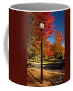 Lamp Post On The Corner Coffee Mug