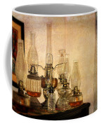 Lamps And Lace Coffee Mug