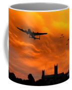Lancaster Lincoln Sunset Coffee Mug