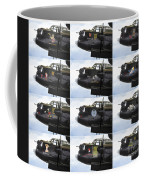 Lancaster Nose Art  Coffee Mug