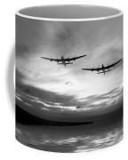 Lancasters Return Mono Version  Coffee Mug