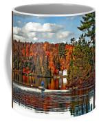 Land Of Lakes Coffee Mug