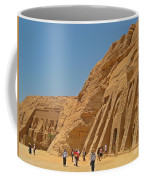Land Of The Pharaohs Coffee Mug