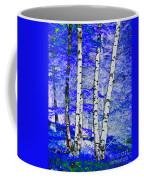 Land Of The Silver Birch Coffee Mug