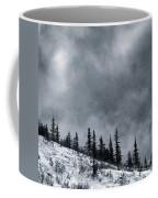 Land Shapes 1 Coffee Mug by Priska Wettstein