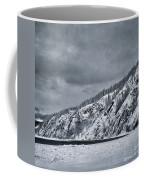 Land Shapes 13 Coffee Mug by Priska Wettstein