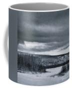 Land Shapes 14 Coffee Mug by Priska Wettstein