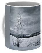 Land Shapes 15 Coffee Mug by Priska Wettstein