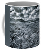 Land Shapes 24 Coffee Mug by Priska Wettstein