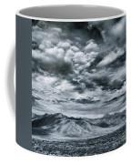 Land Shapes 32 Coffee Mug by Priska Wettstein