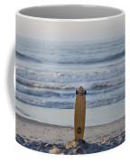 Land Surf Board Coffee Mug