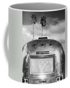 Land Yacht Bw Palm Springs Coffee Mug
