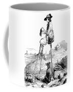 Landes Shepherd, Childrens Fairy Coffee Mug