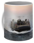 Landing Craft Air Cushion Transits Coffee Mug
