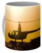 Landing On A Tree Coffee Mug