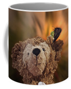 Landing Pad Bear Coffee Mug