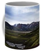 Landmannalaugar Iceland Coffee Mug