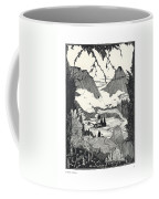 Landors Cottage Coffee Mug