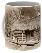 Landow Log Cabin 7d01723b Coffee Mug