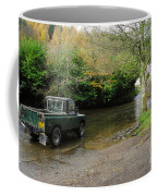 Landrover And The Ford  Coffee Mug