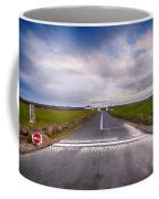 Lands End Start And Finish Line Coffee Mug