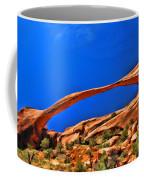 Landscape Arch Coffee Mug