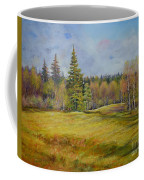 Landscape From Pyhajarvi Coffee Mug