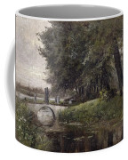 Landscape In Nijmegen. Netherlands Coffee Mug