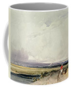 Landscape In Normandy, Traditionally Coffee Mug