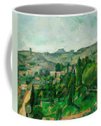 Landscape In The Ile-de-france Coffee Mug