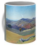 Landscape Near Yass Coffee Mug