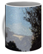 Landscape Of Fall Coffee Mug