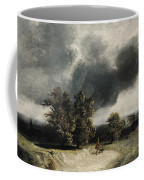Landscape On The Outskirts Of Paris Coffee Mug