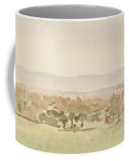 Landscape, Possibly Framlingham, Suffolk Coffee Mug