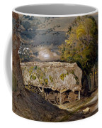 Landscape With A Barn, Shoreham, Kent Coffee Mug