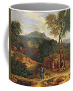 Landscape With Conopion Carrying Coffee Mug