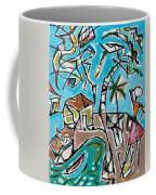 Landscape With Lavadeira Coffee Mug