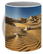 Landscape With Mountains In Egyptian Desert Coffee Mug
