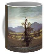 Landscape With Solitary Tree Coffee Mug